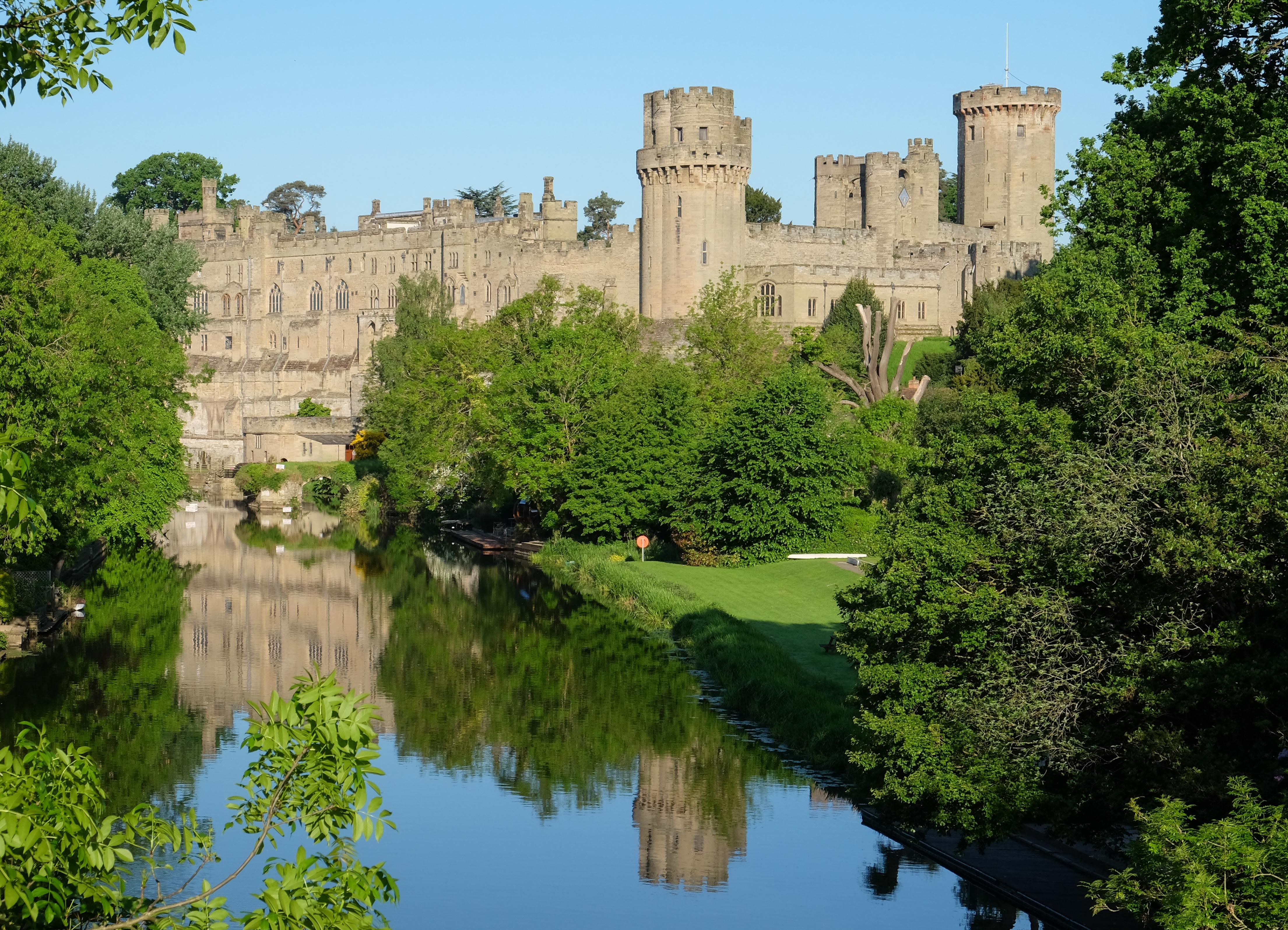 Warwick Castle Wikipedia