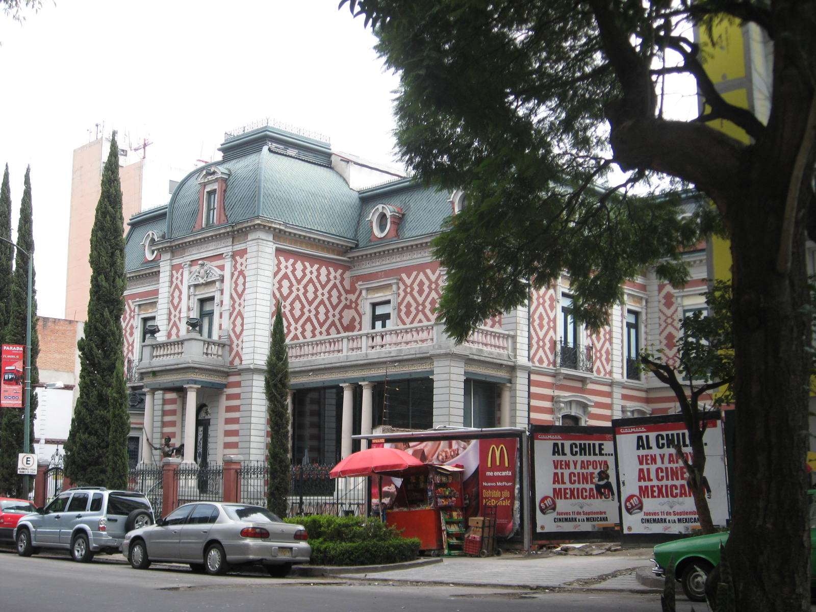 La Casona Hotel Mexico City