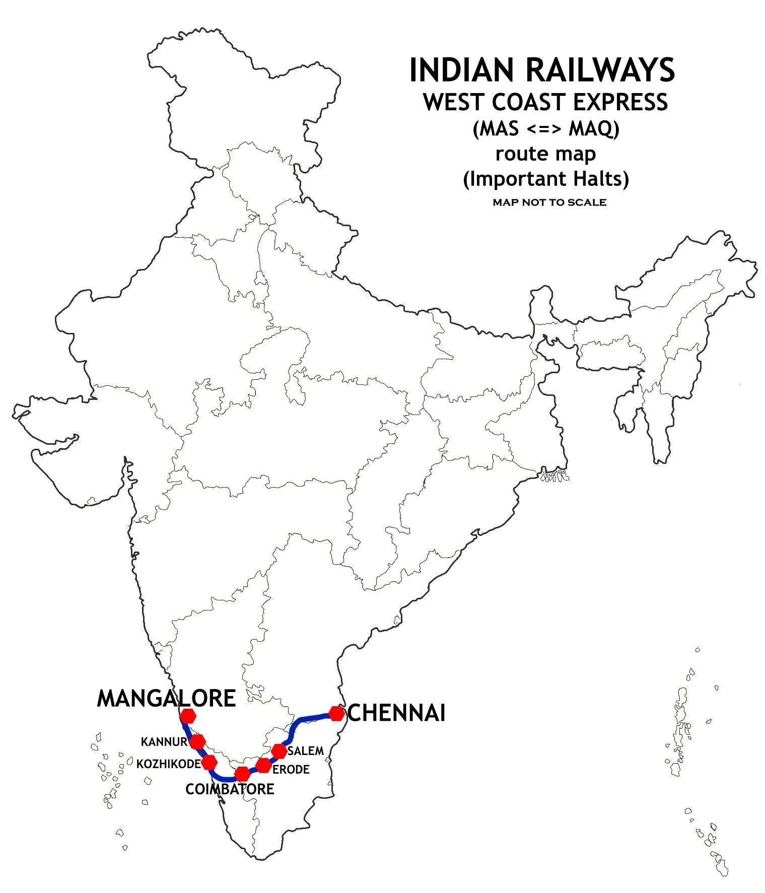 Mangalore Mail - Wikipedia on