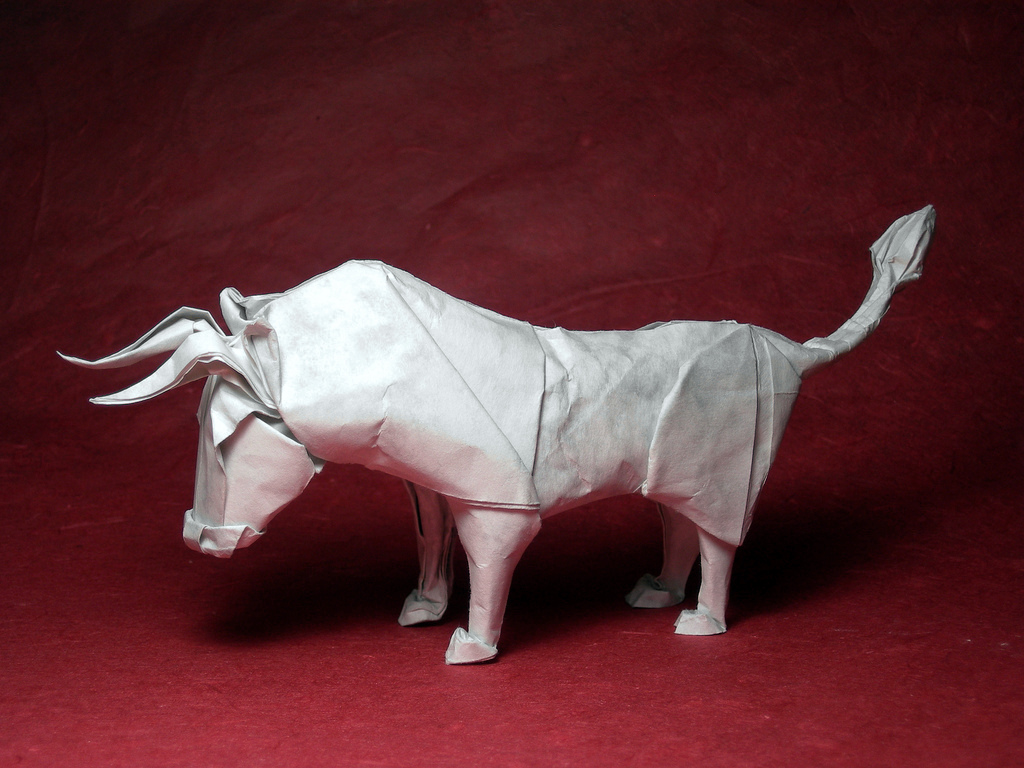 external image Wet-folding_bull.jpg
