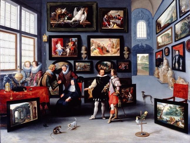 Willem Van Haecht II