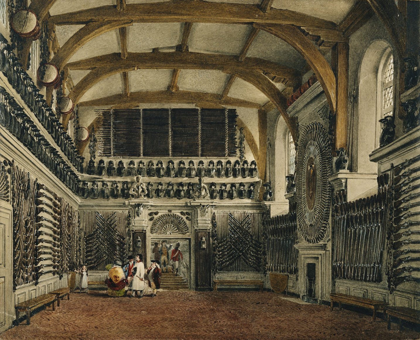 File Windsor Castle Old Guard Chamber By James