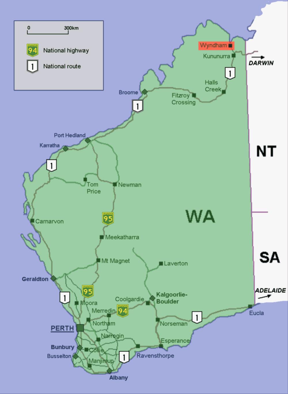 Datei:Wyndham location map in Western Australia.PNG – Wikipedia