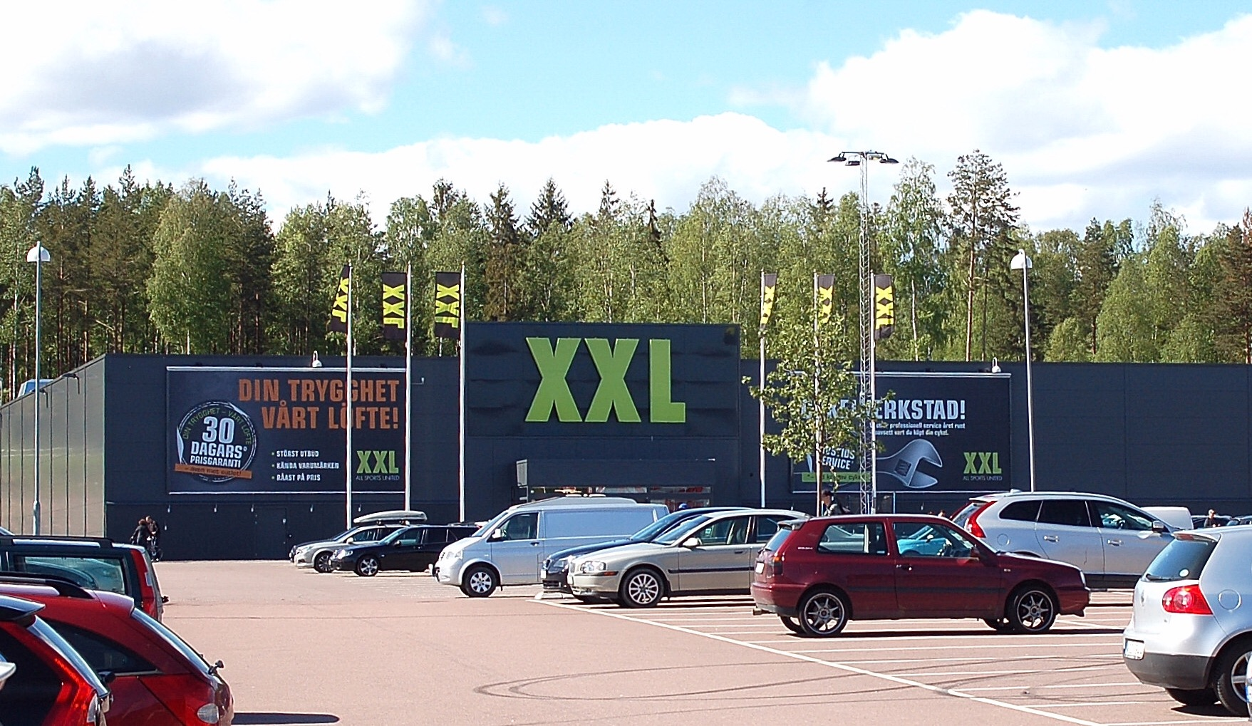 Xxl Uppsala