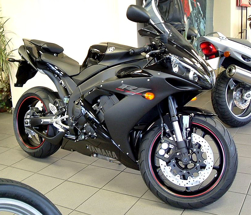 File yamaha yzf r1 wikimedia commons for Modele maison r 1