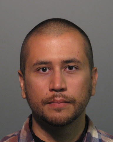 Zimmerman, George - Seminole County Mug