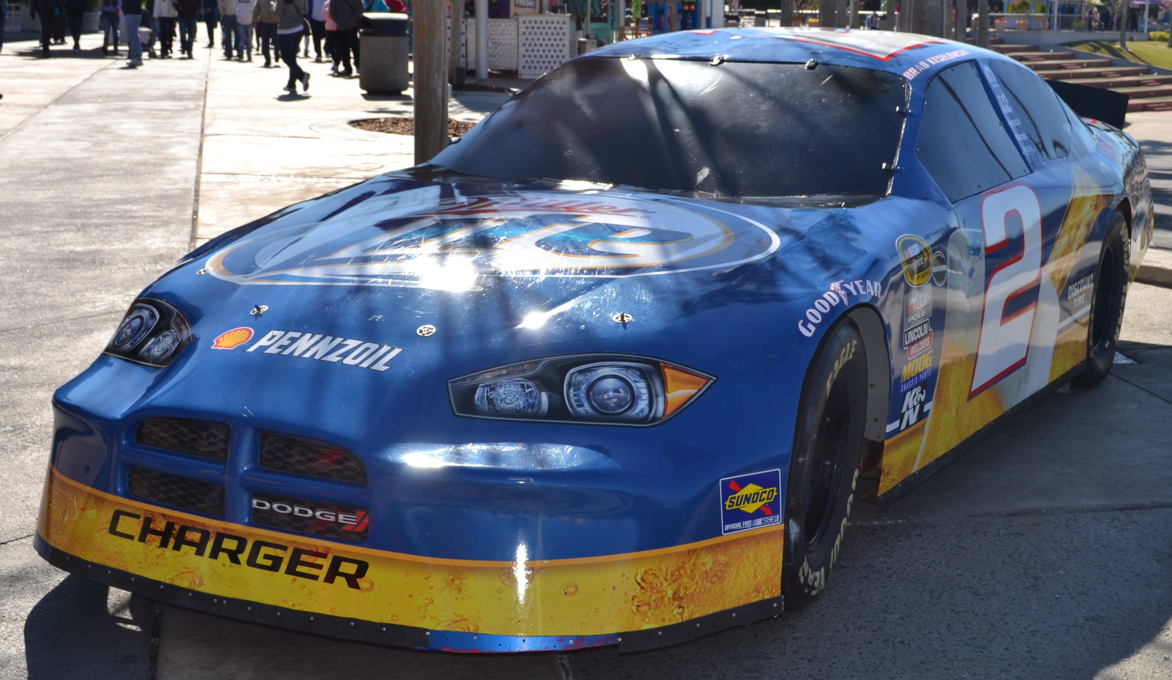 File 11 Dodge Charger Nascar Jpg Wikimedia Commons