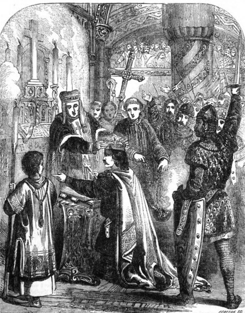 Image Result For The Crowning Of