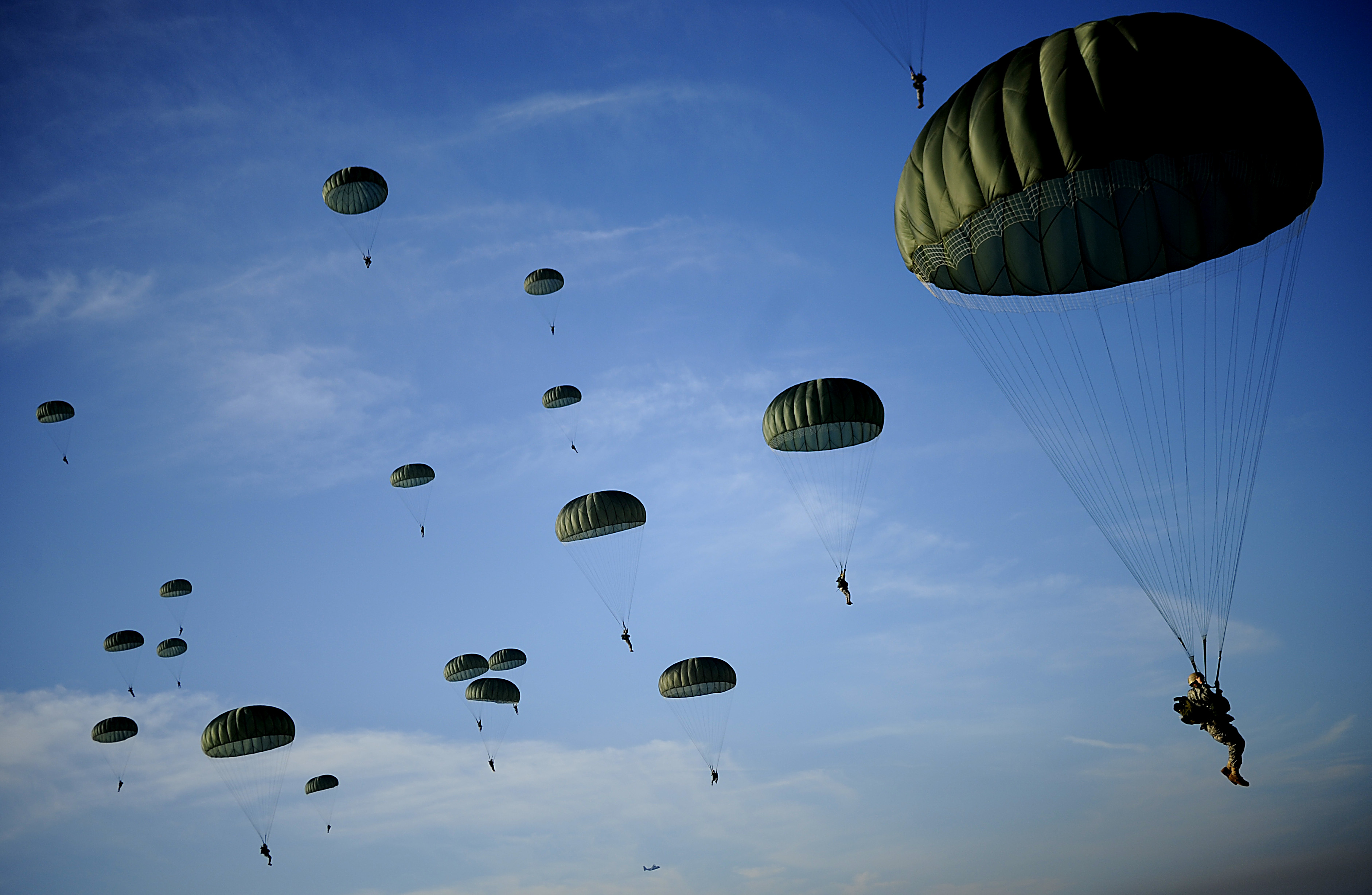 Image result for paratrooper army ww2