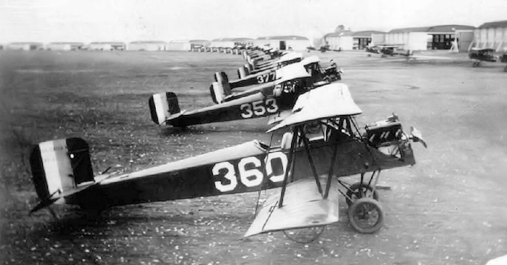 11th School Group Consolidated PT-1 trainers Brooks Field TX.jpg