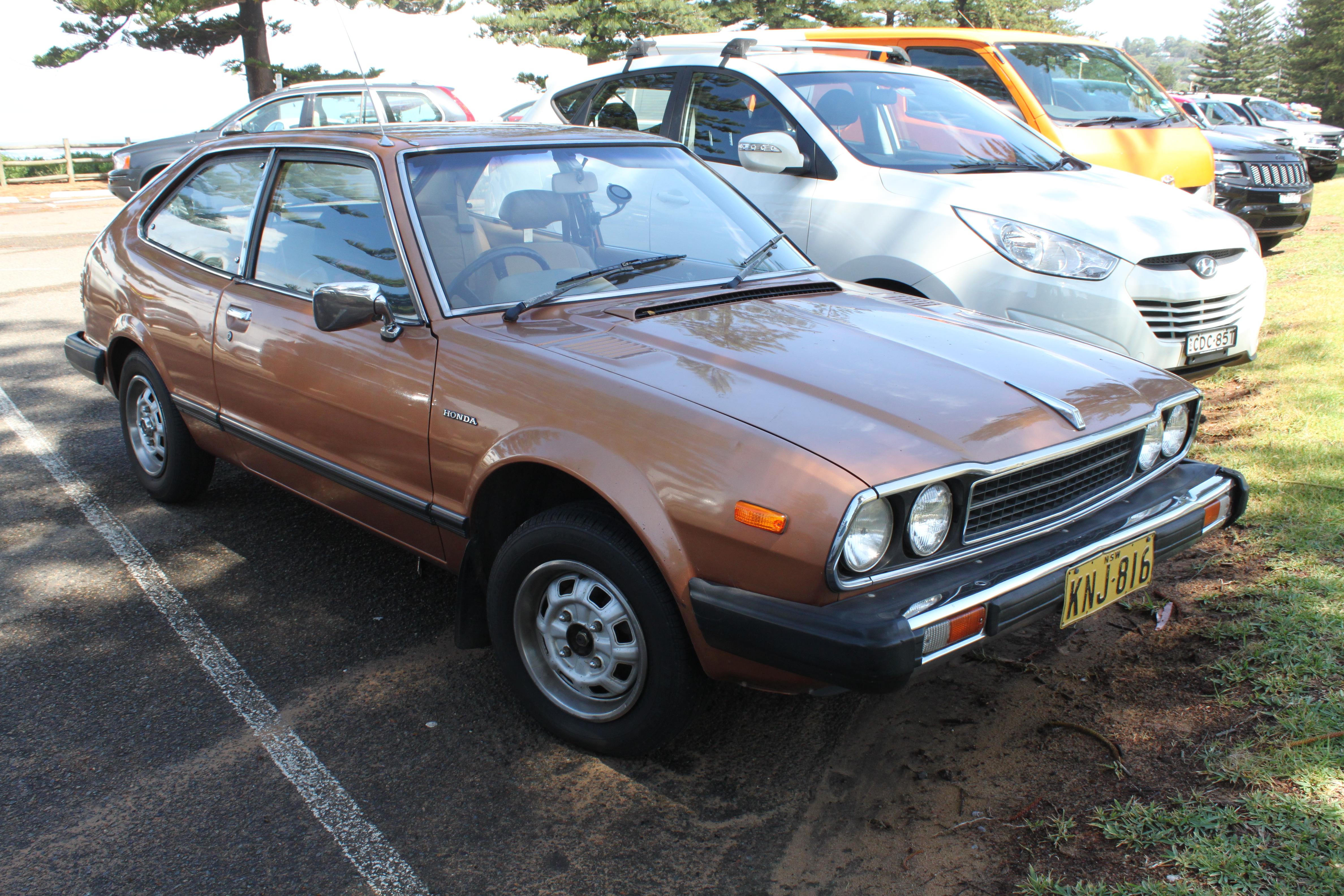 File:1980 Honda Accord hatchback (25152720333).jpg ...