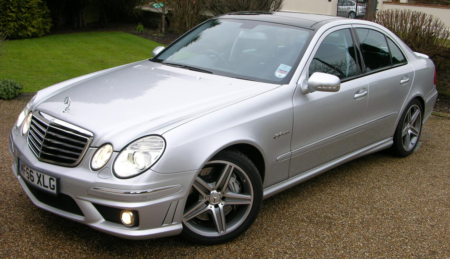 File 2006 Mercedes Benz E63 Amg Flickr The Car Spy 28