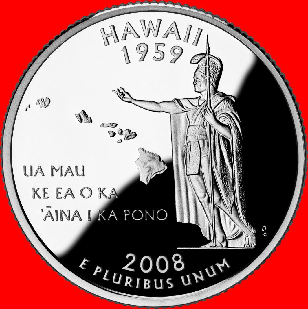 Hawaii quarter