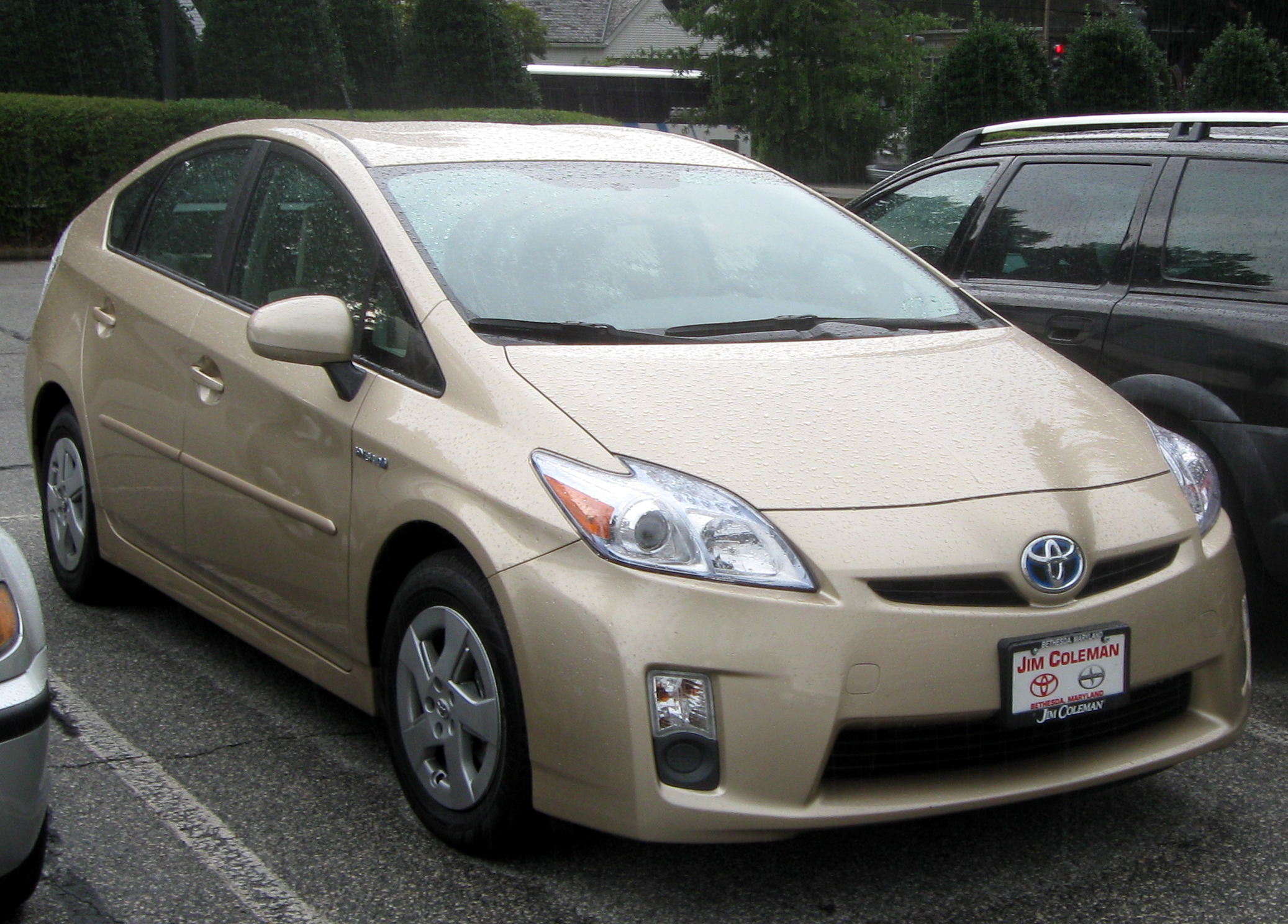 file 2010 toyota prius 07 23 wikimedia commons. Black Bedroom Furniture Sets. Home Design Ideas