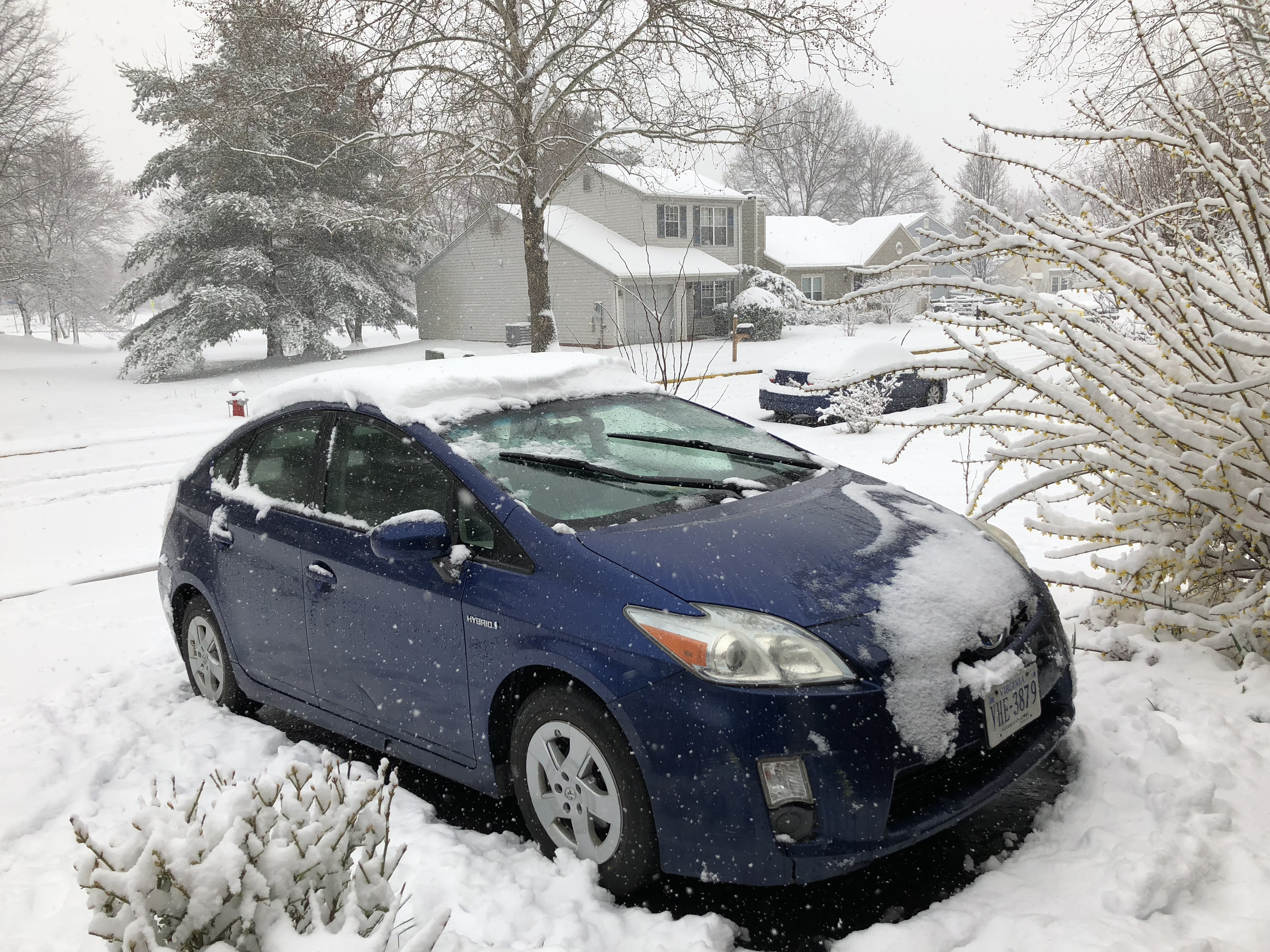 File 2018 03 21 11 A Prius In The Snow Along Tranquility Court Franklin Farm Section Of Oak Hill Fairfax County Virginia Jpg