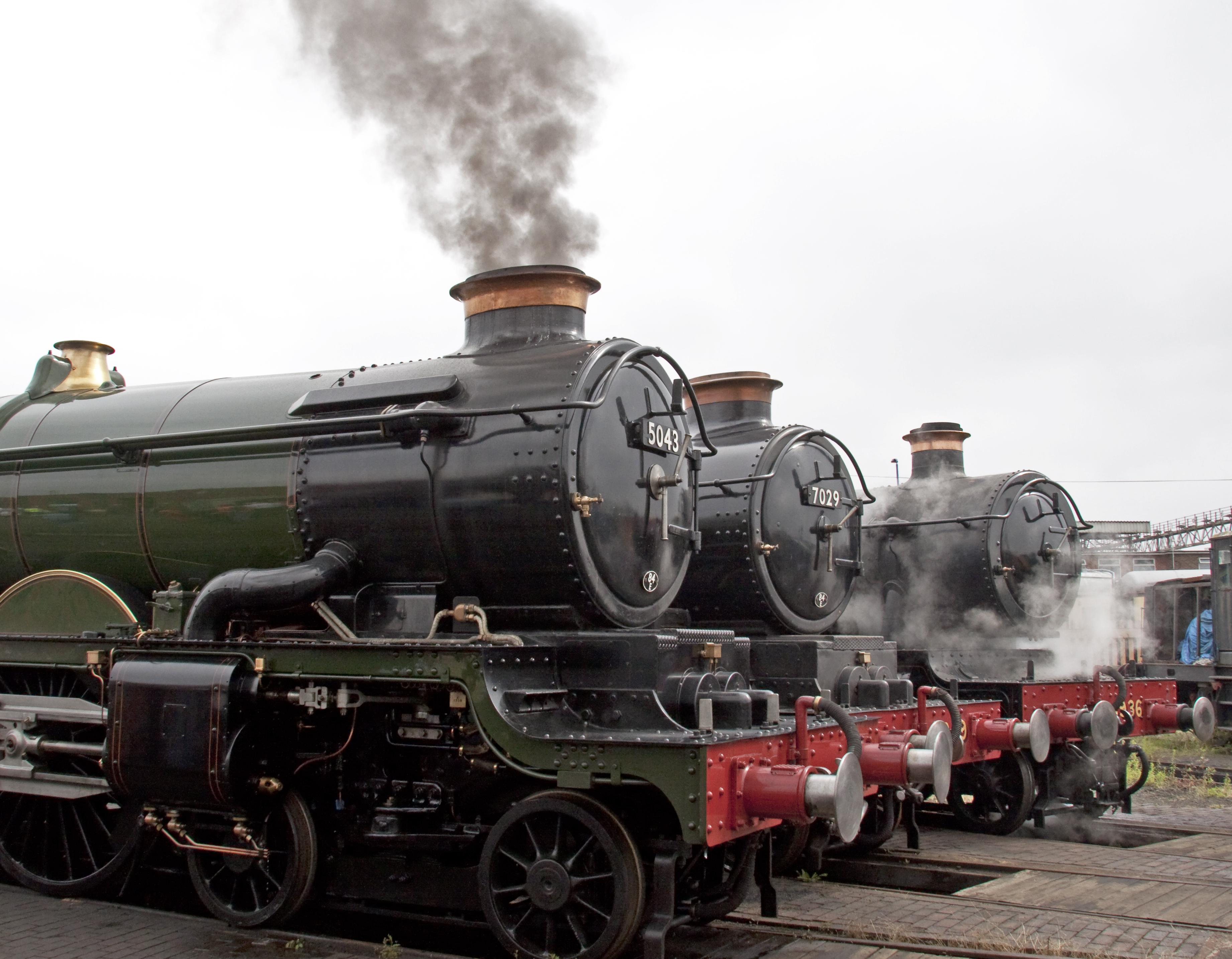Chimney (locomotive) - Wikipedia