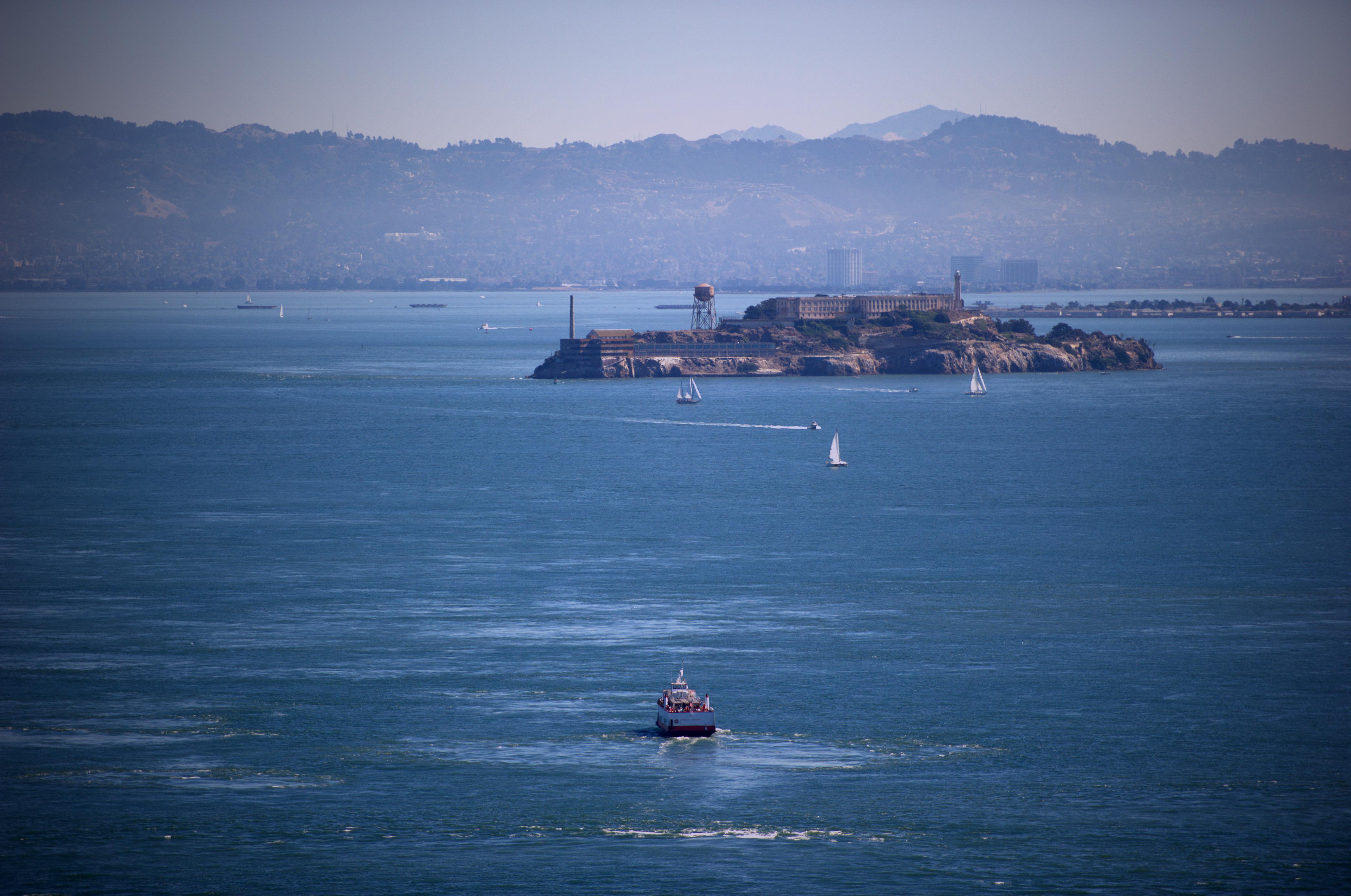 alcatraz information for essay