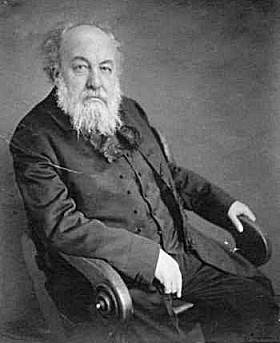 Portrait of Mikoláš Aleš