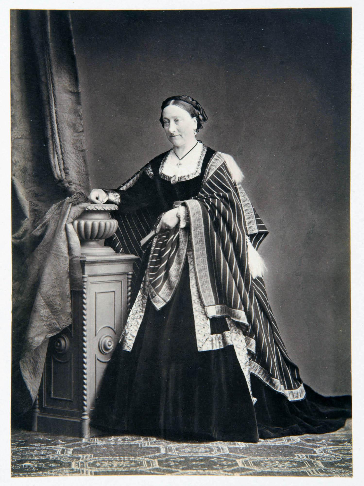 File Alexandrine Duchess Of Saxe Coburg Gotha 1820 1904