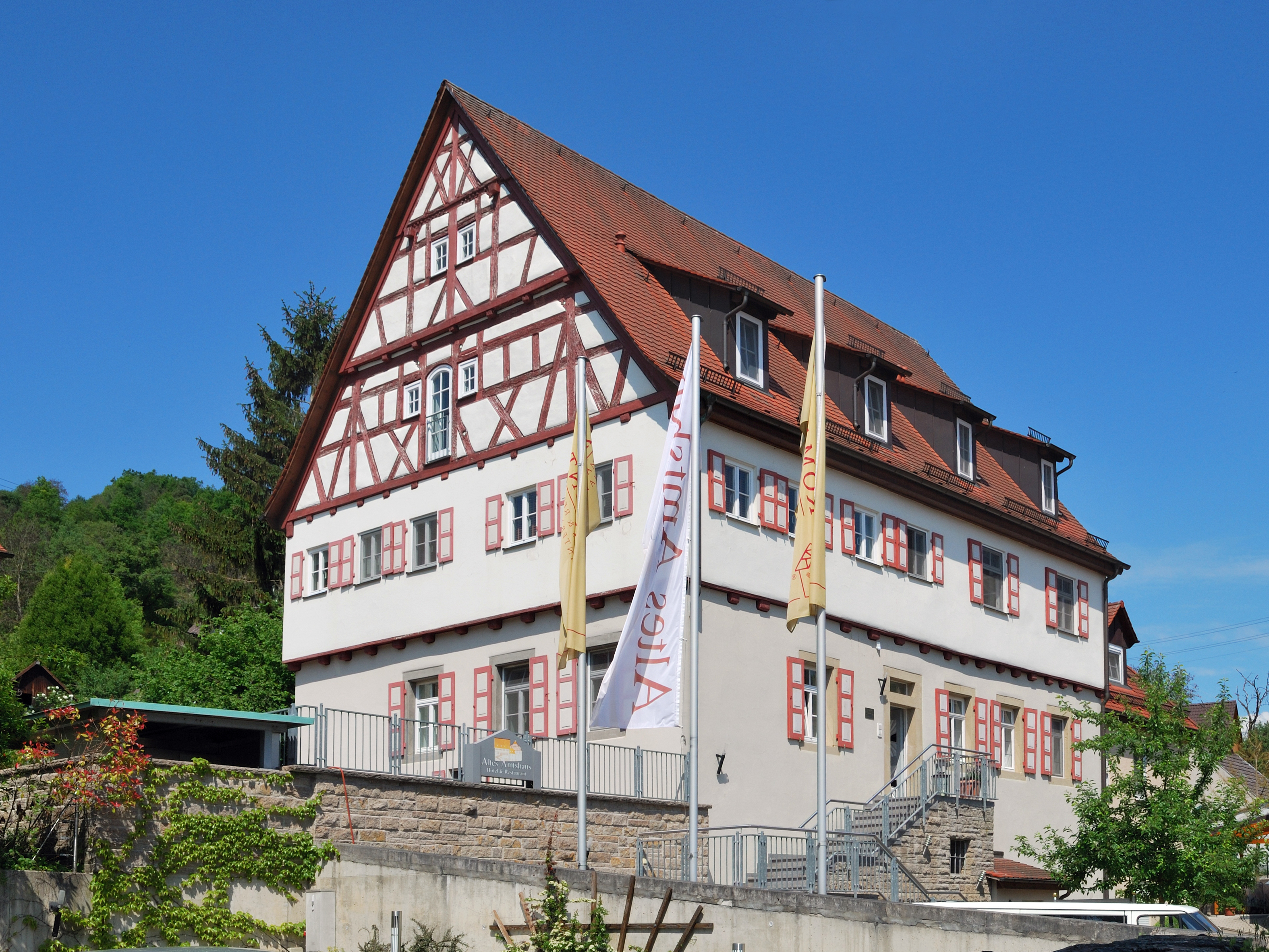 Hotel Restaurant Alte Post Odenthal