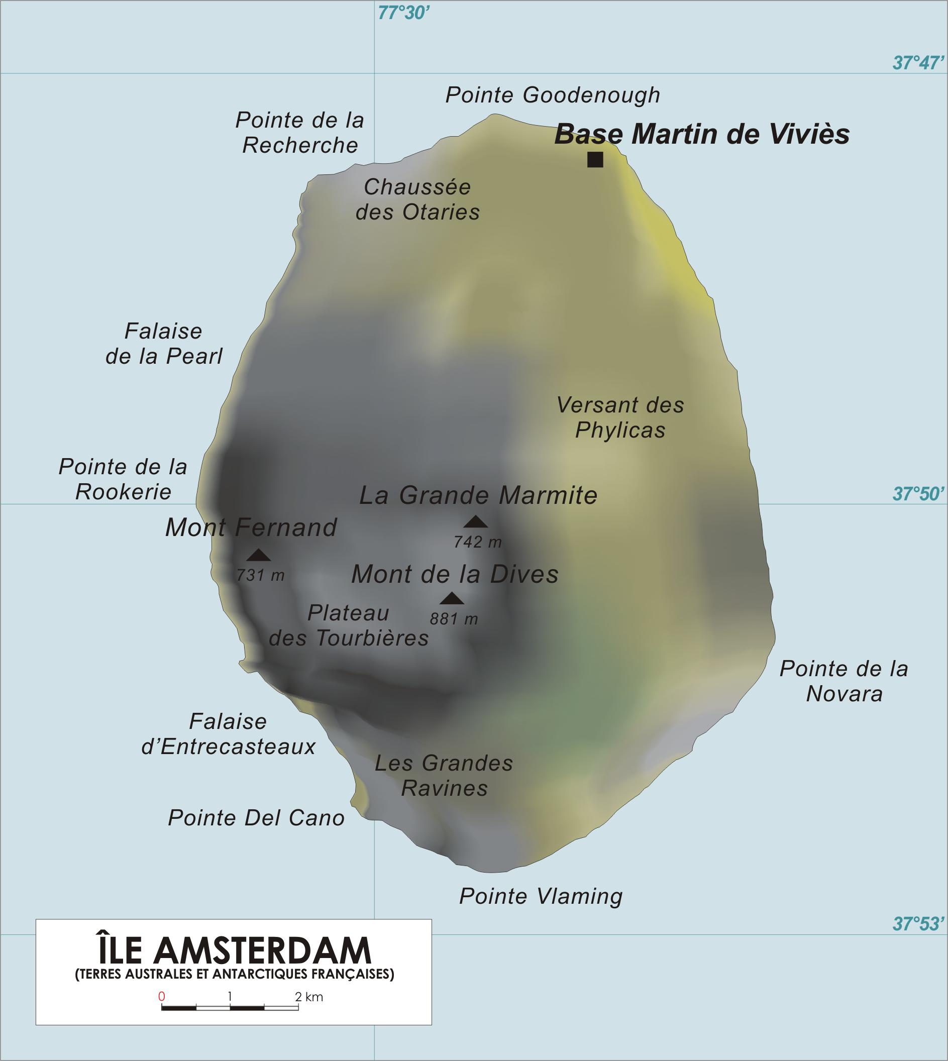 Location Of Amsterdam On World Map