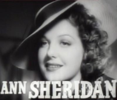 Depiction of Ann Sheridan
