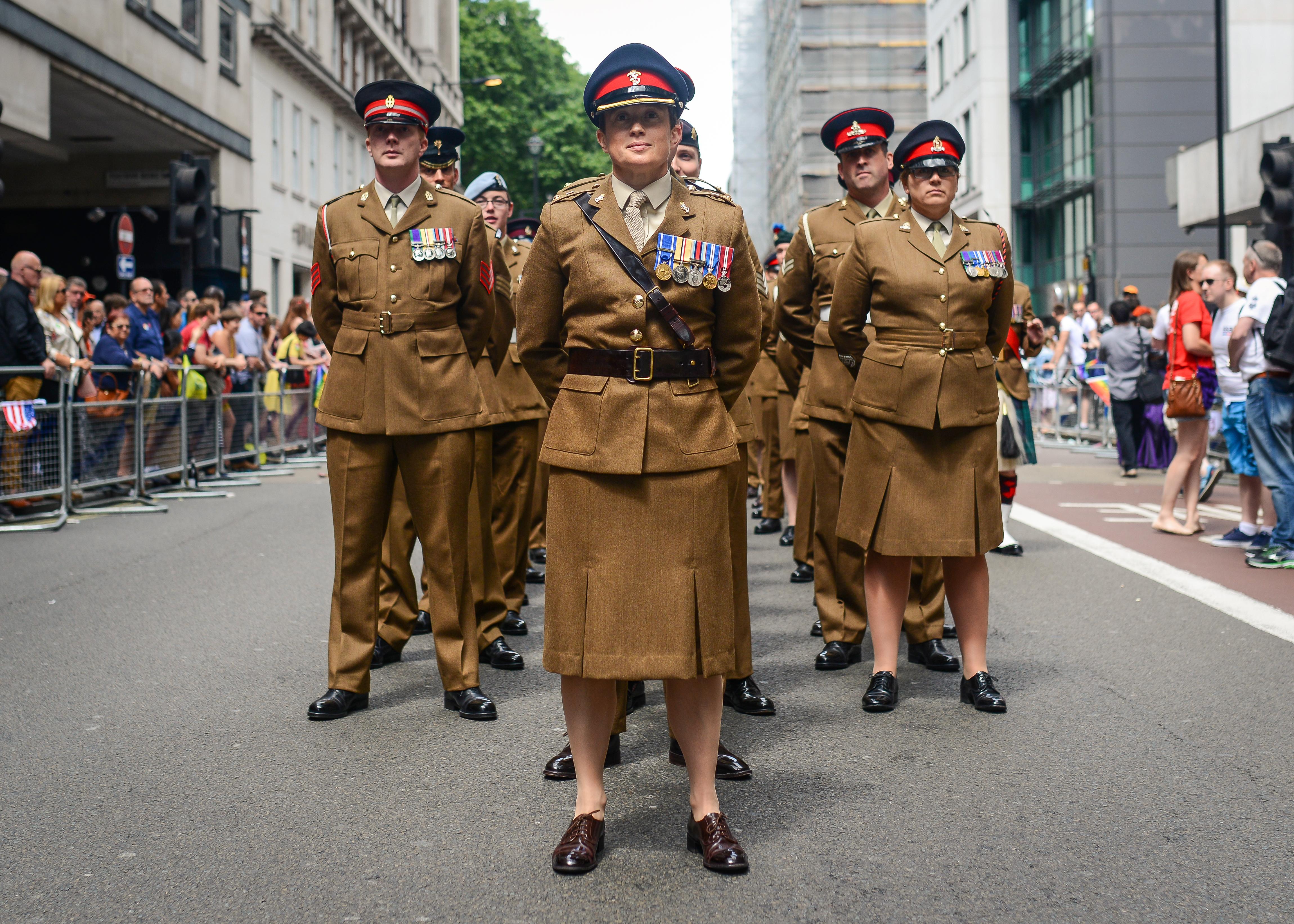 LGBT Military