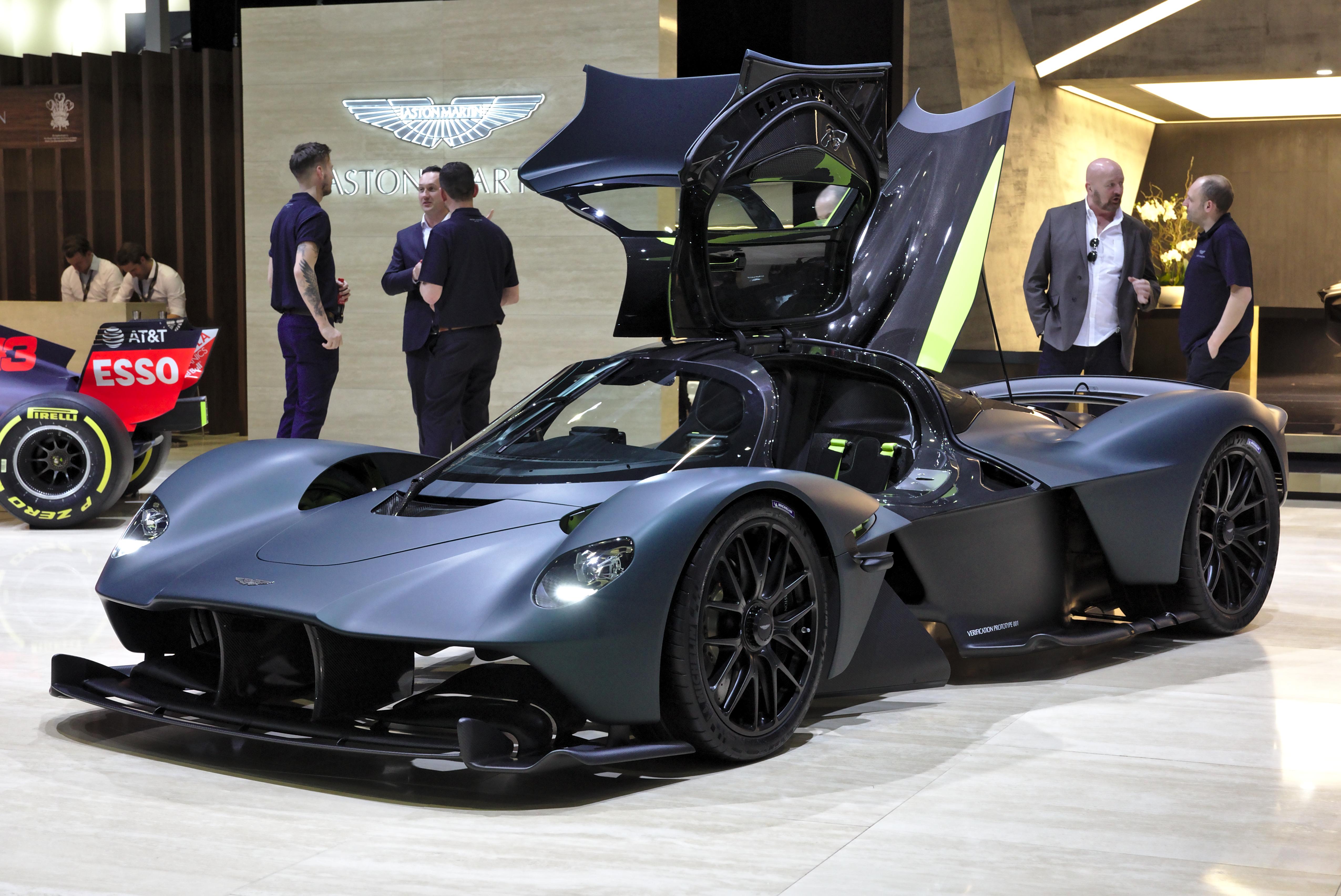 Datei Aston Martin Valkyrie Verification Prototype 001 Genf 2019 1y7a5574 Jpg Wikipedia