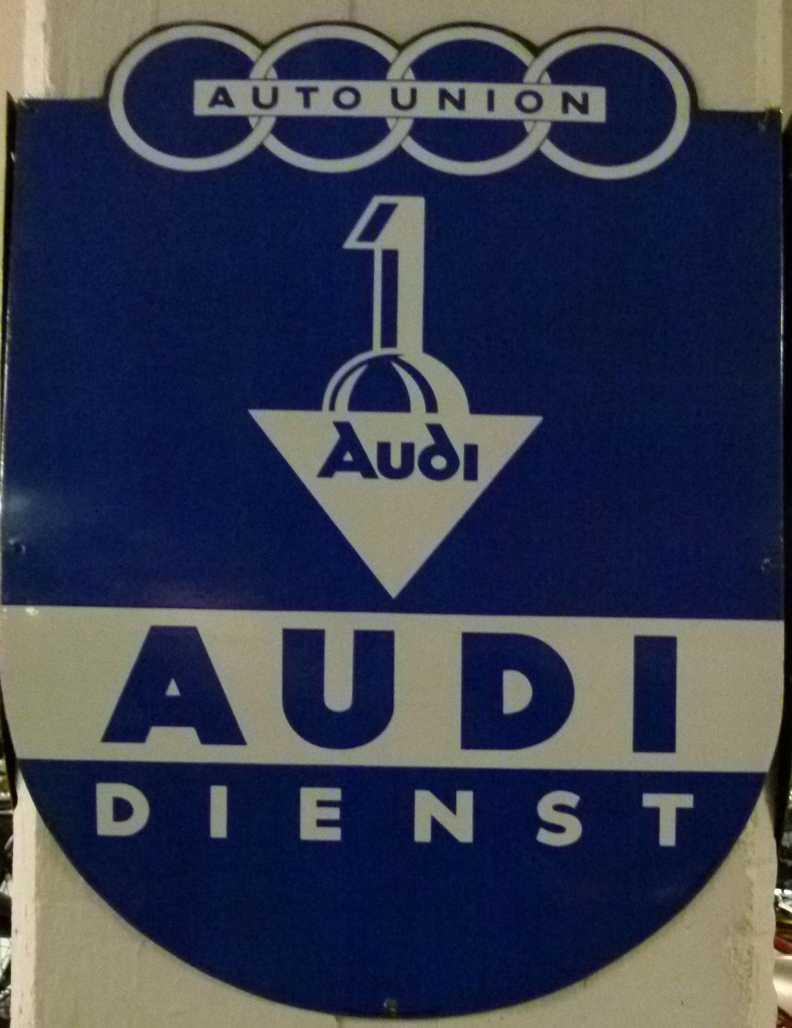 1932u20131945: Audi und die Auto Union AG, Chemnitz