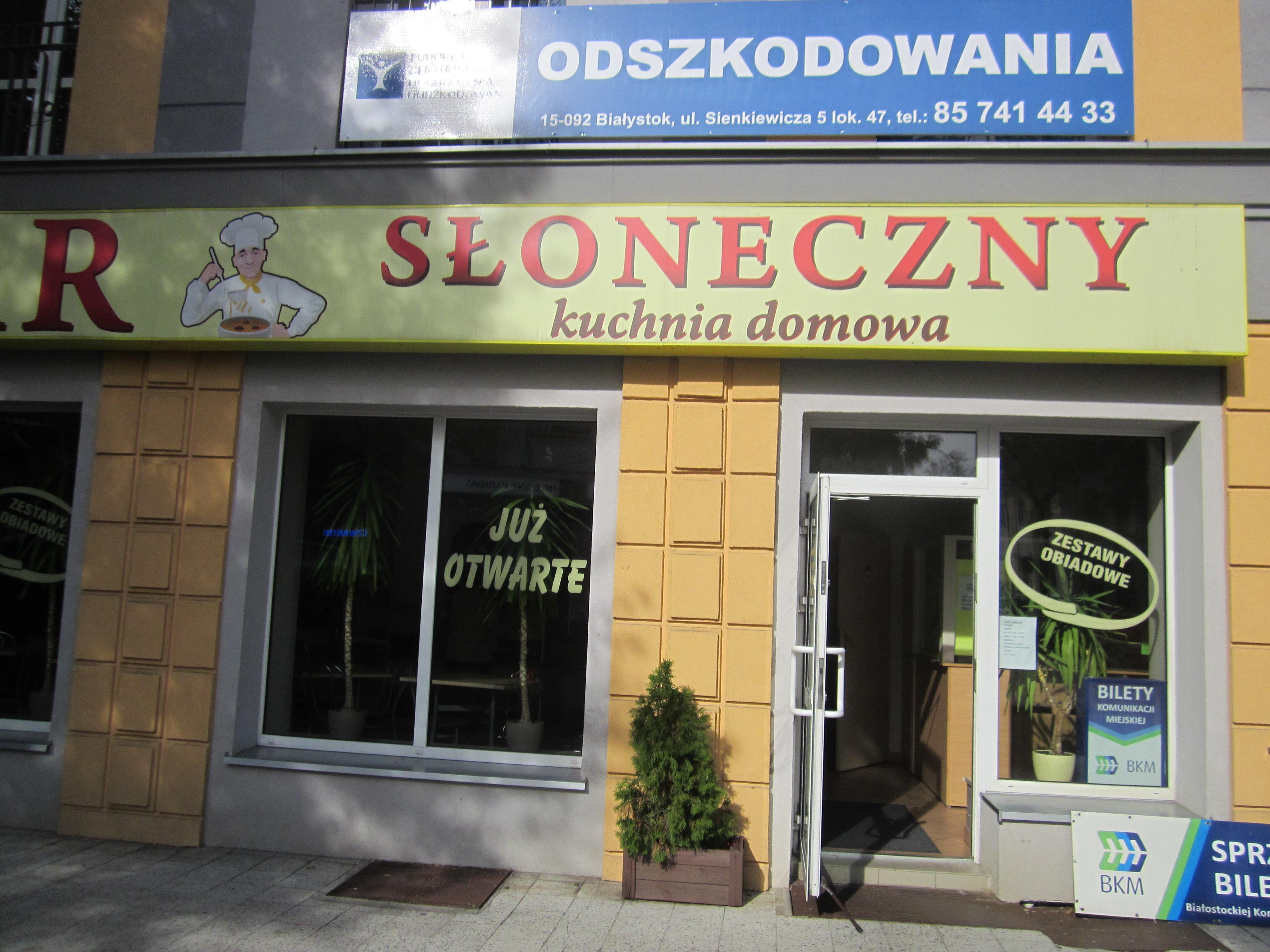 Filebar Słoneczny In Białystok Sienkiewiczajpg