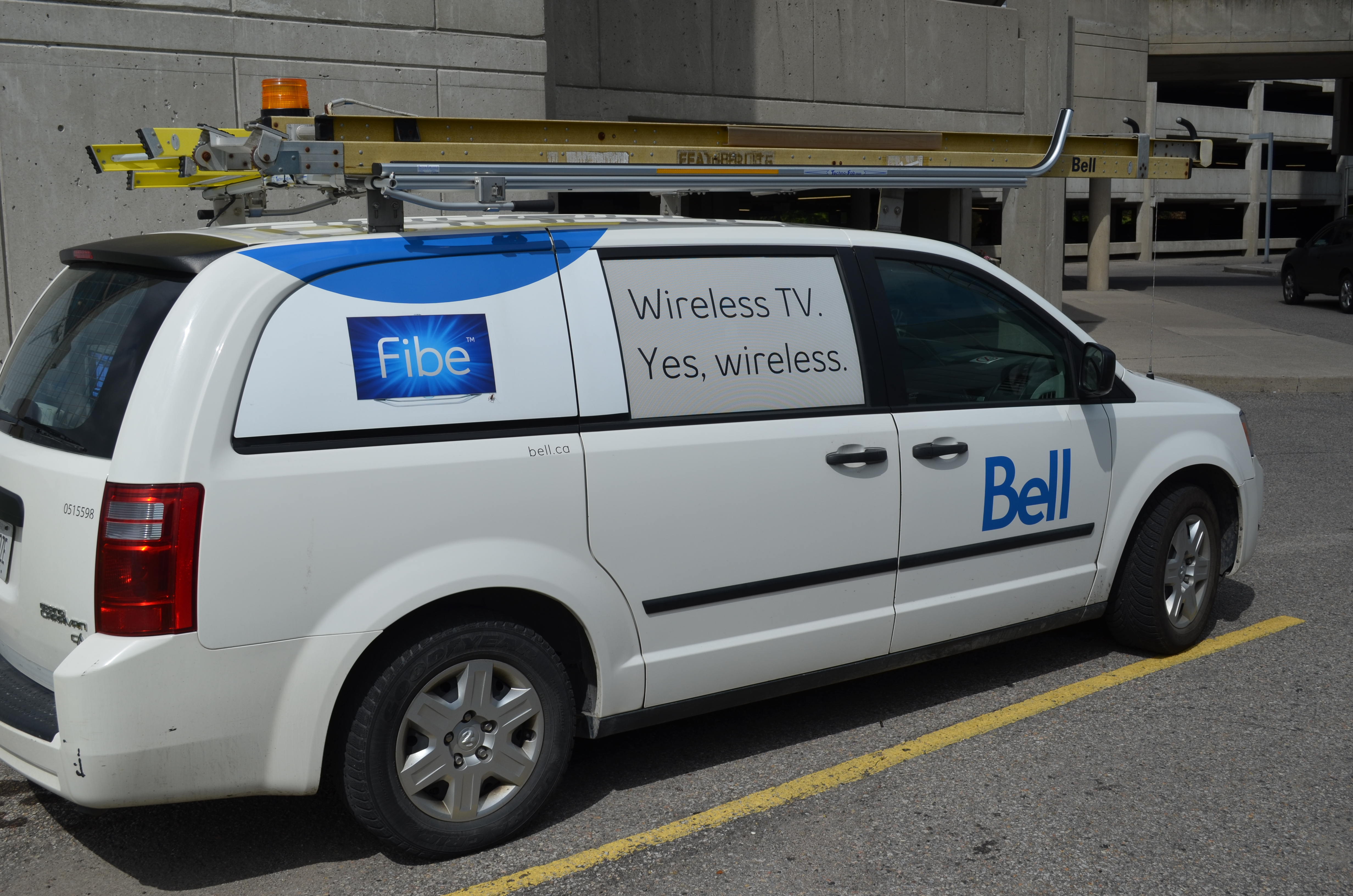 how to connect home phone to bell fibe
