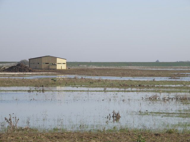 Bird Hide, Frampton Marsh - geograph.org.uk - 1206423