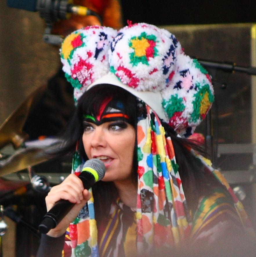 Björk by Hello, I am Bruce at Nature Awareness Nattura concert Reykjavik 2008.jpg