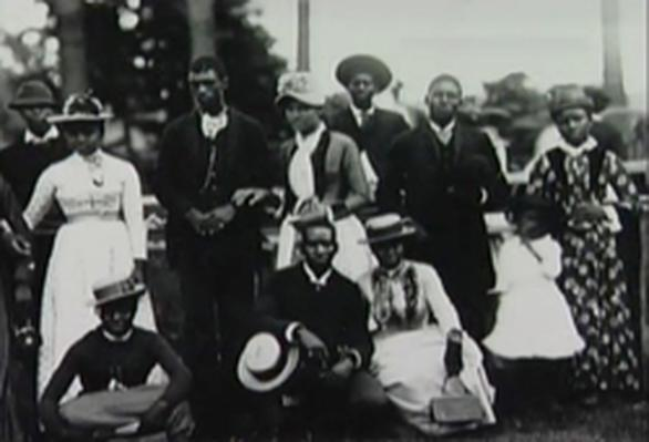Black Wilmington 1898