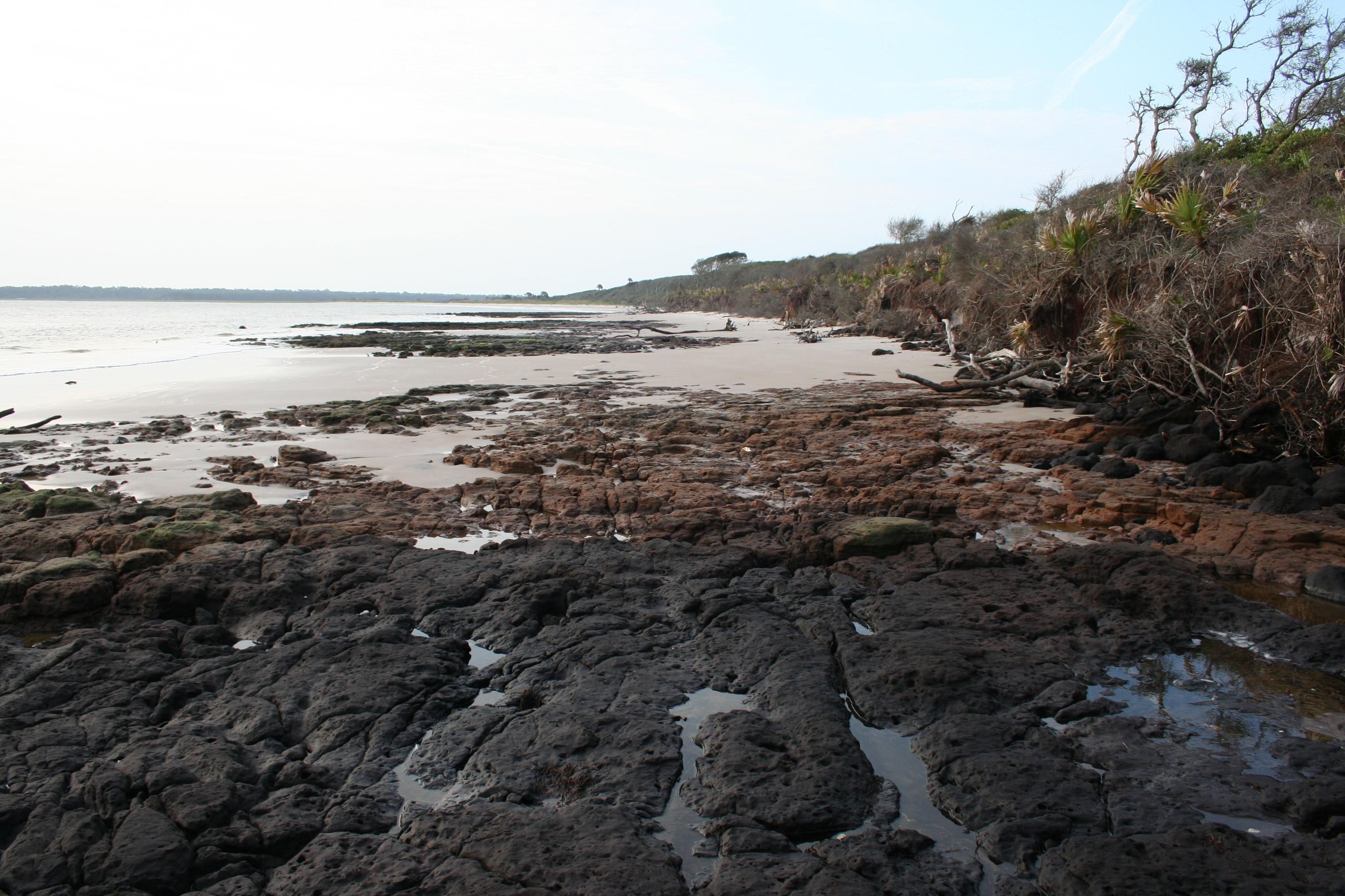 File blackrock beach big talbot wikimedia commons for Island beach state park fishing report