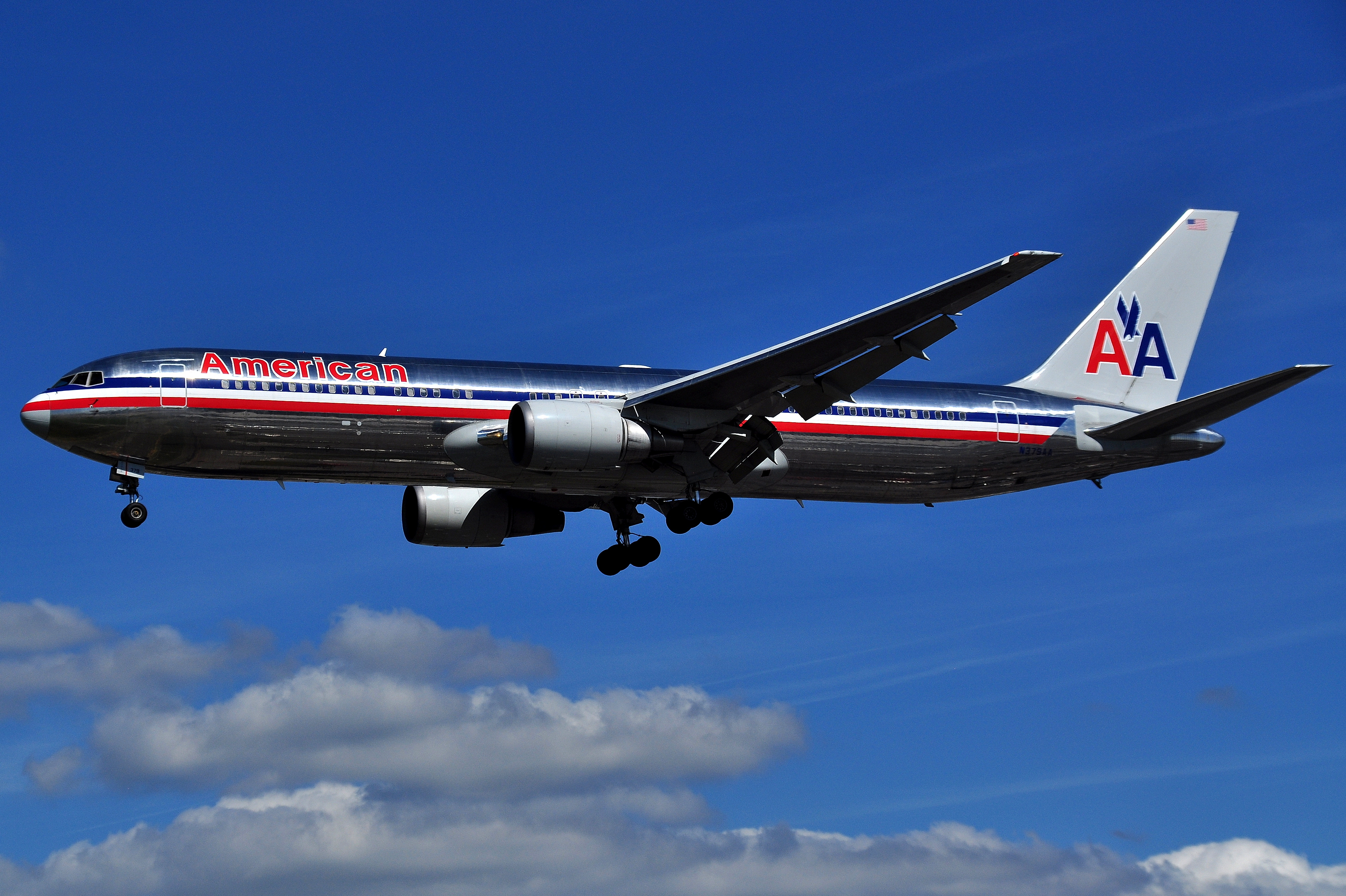 Download this Description Boeing American Airlines Naa picture