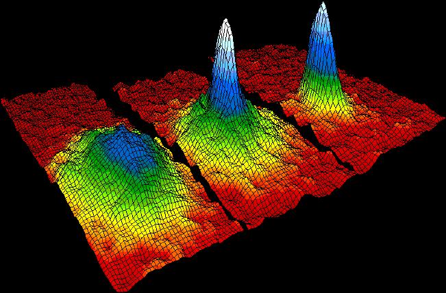 Depiction of Condensado de Bose-Einstein
