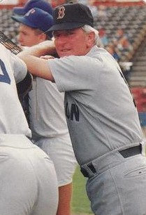 John McNamara (baseball) American baseball player and coach