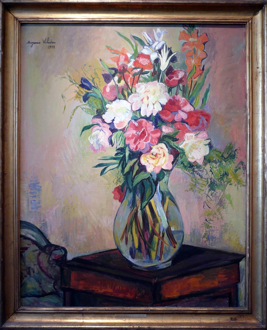 File Bouquet De Fleur Par Suzanne Wikimedia Commons