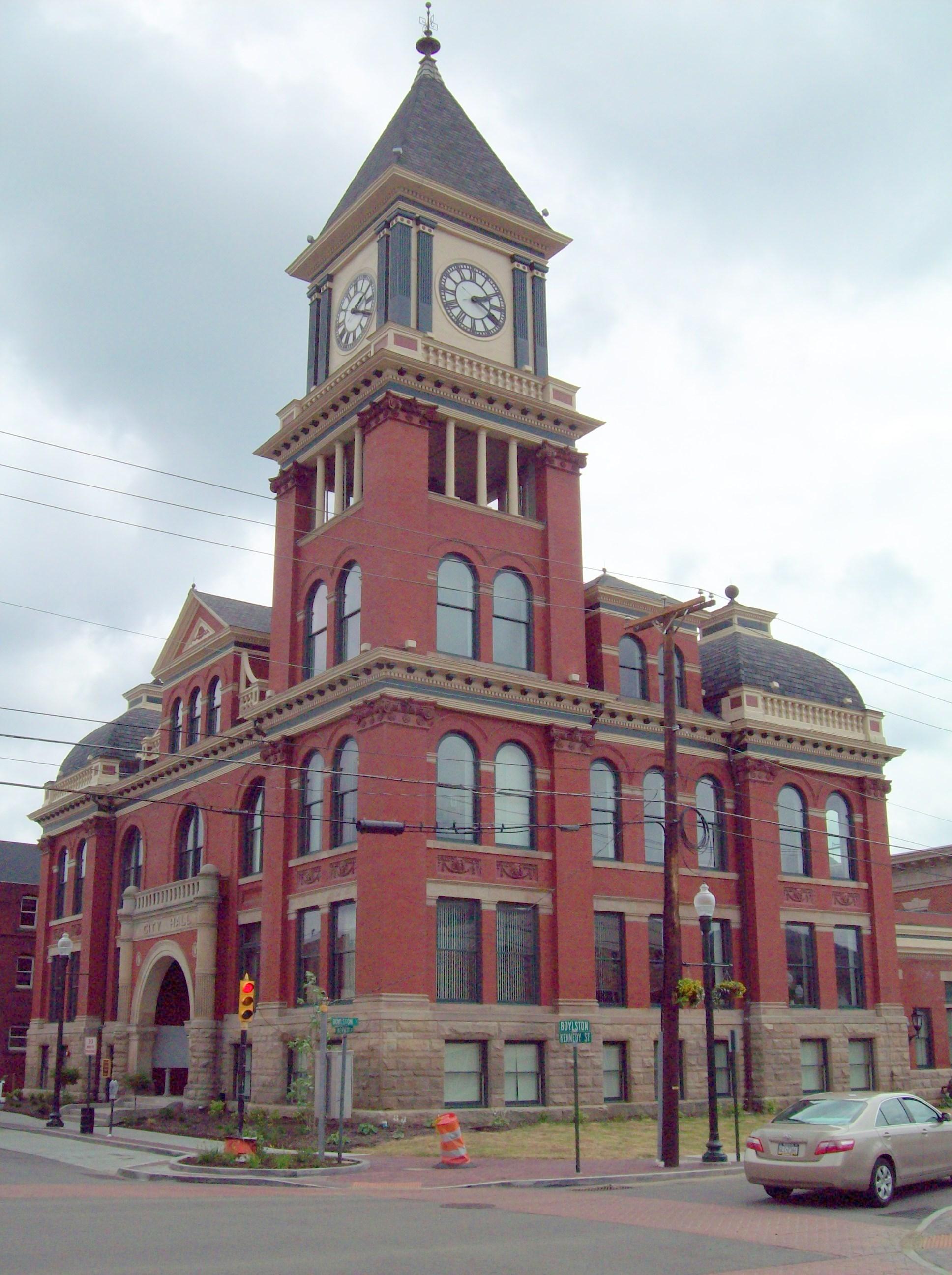 Bradford Old City Hall - Wikiwand
