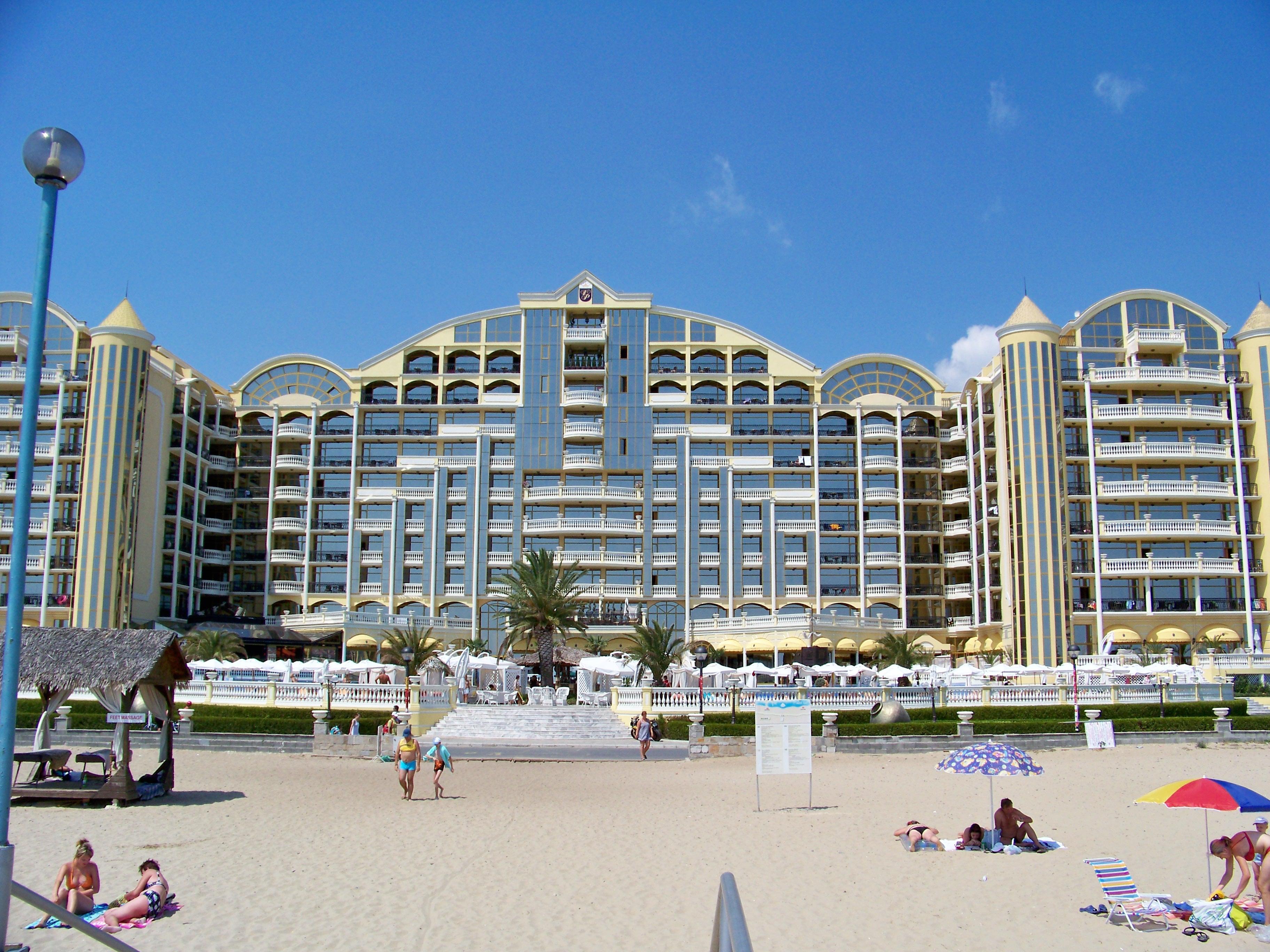 Marvel Hotel Sunny Beach