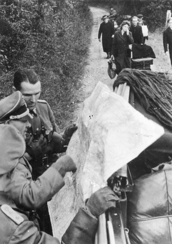 """SS-OberstGruppenführer Josef  """"Sepp"""" Dietrich"""