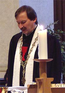 Tomáš Butta Czechoslovak Czechoslovak hussites bishop, priest of Czechoslovak hussites, Czechoslovak hussites patriarch, priest and theologist