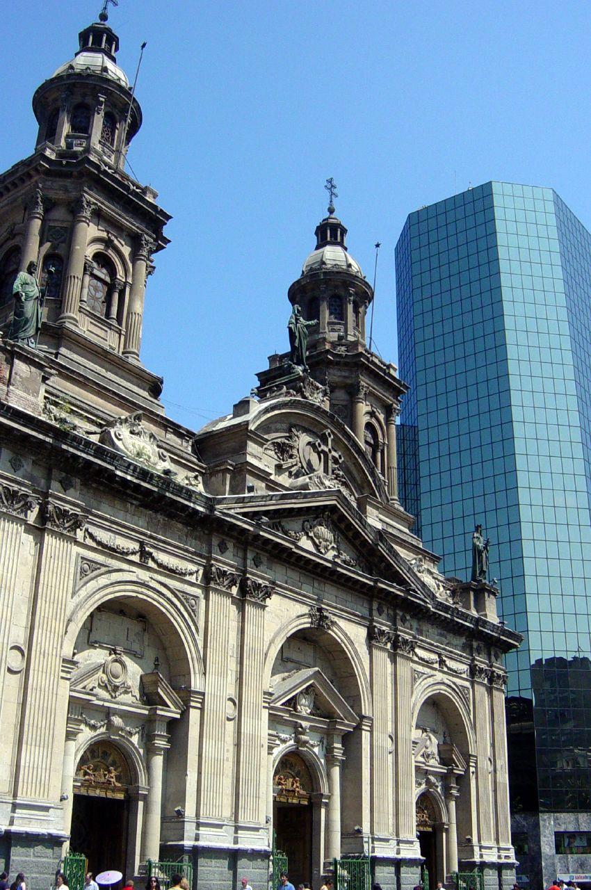 Arquidiocese de santiago do chile wikip dia a for Papeles murales en santiago de chile