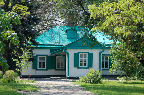 """Дом Чеховых в Таганроге (Источник """"Википедия"""")"""