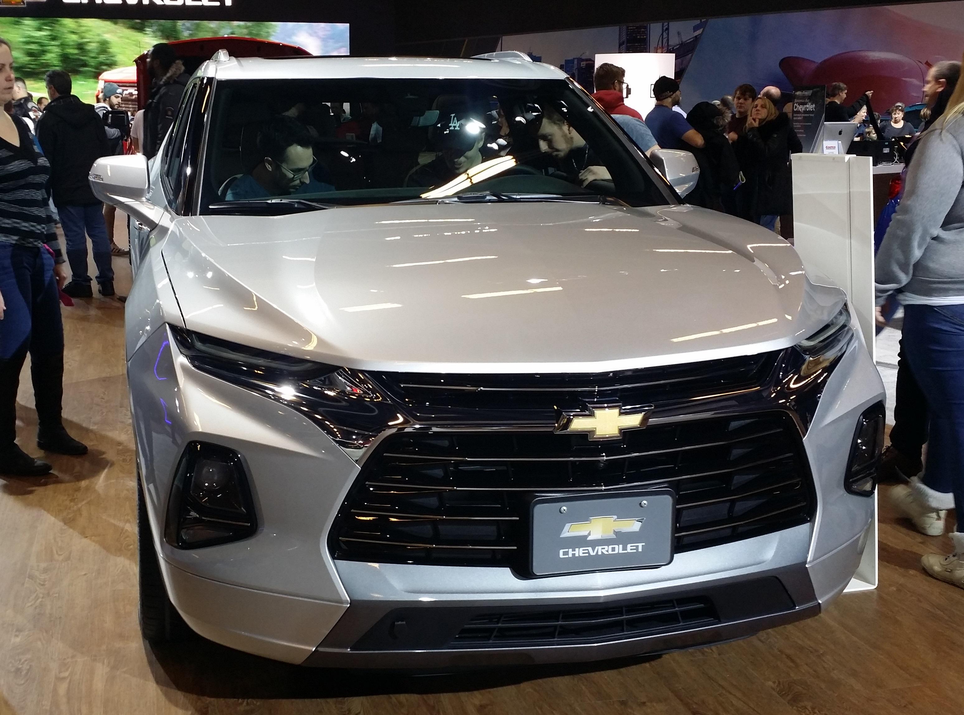 File:Chevrolet Blazer 2019 au SIAM 2019.jpg - Wikipedia