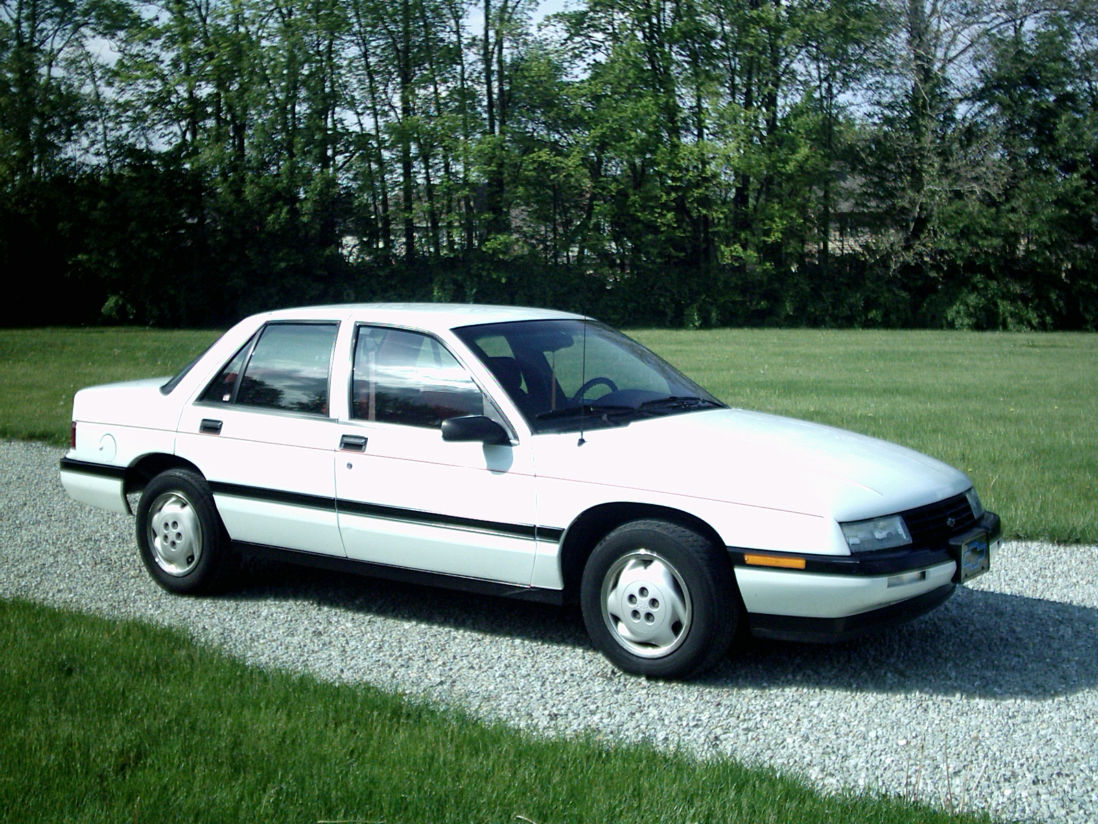 Chevrolet Corsica Wikipedia 1992 Geo Tracker Engine Diagram