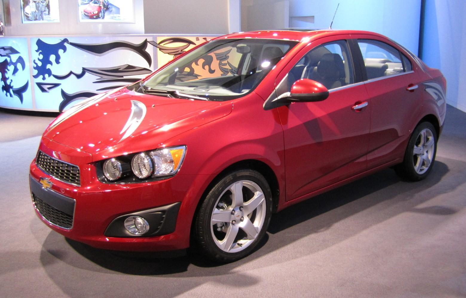 Noticias de Interes General. - Página 4 Chevrolet_Sonic_sedan_NAIAS_2011.1