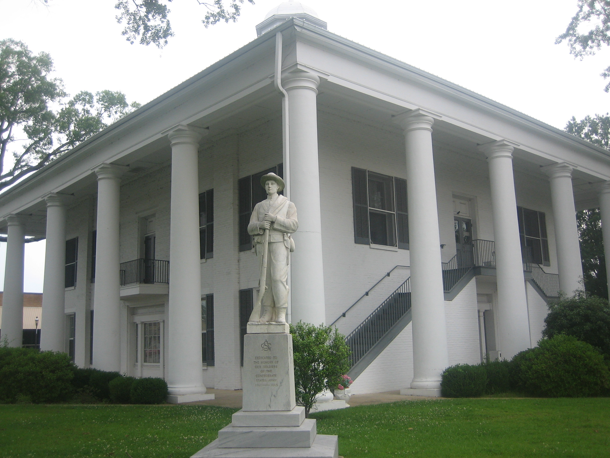 claiborne parish Claiborne Parish Courthouse in