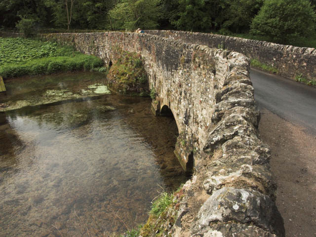Conksbury Bridge - geograph.org.uk - 436148